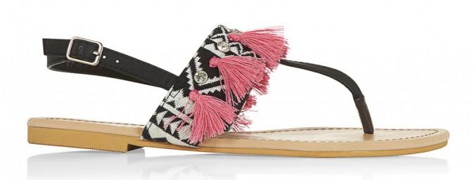 Nu-pieds, New Look 19,99€