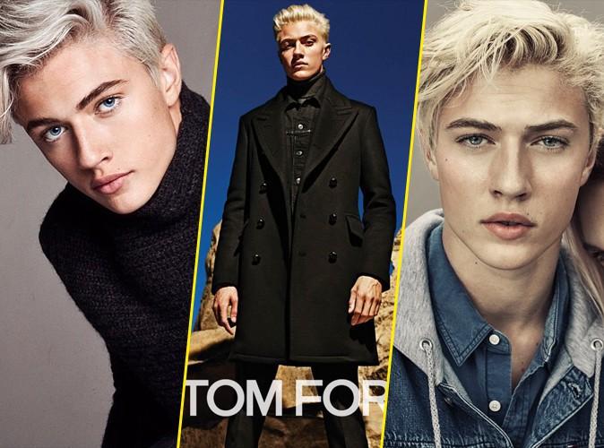 Photos : Lucky Blue Smith : À 17 ans, il affole déjà le monde de la mode !