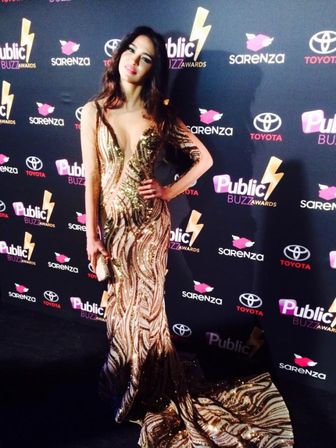 Team robe longue : Leila Ben Khalifa