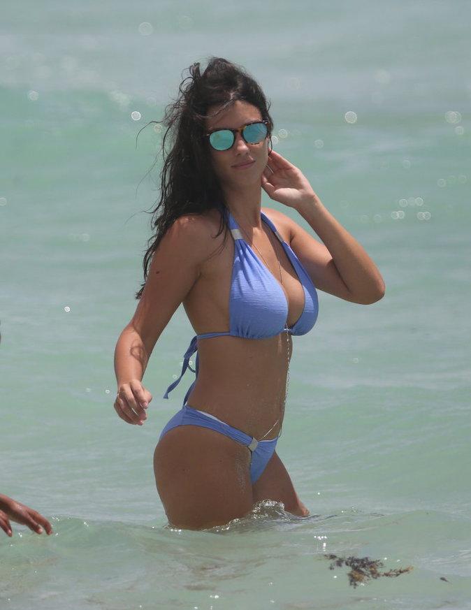 Photos : Ludivine Sagna : La reine du bikini fête ses 28 ans !