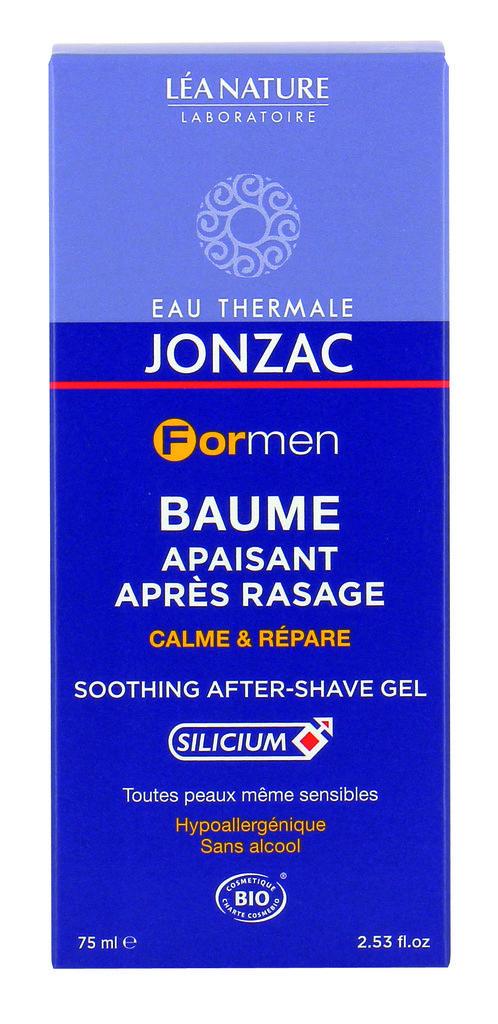 Baume apaisant après-rasage Jonzac