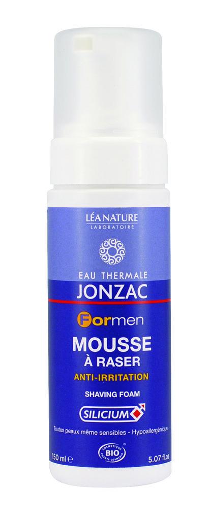 Mousse à raser Jonzac