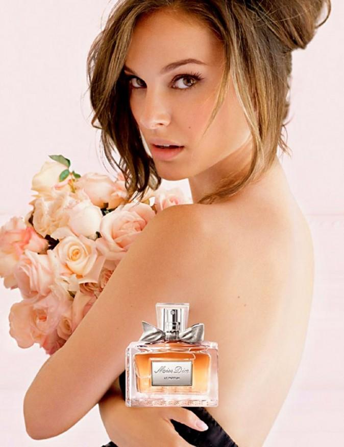 Natalie Portman pour Miss Dior Le Parfum