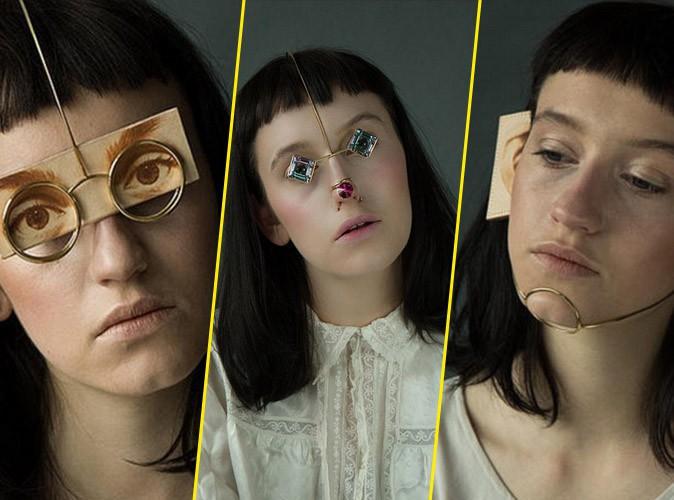 Photos : Nouvelle tendance : les bijoux de visages, quand la mode devient... étrange !