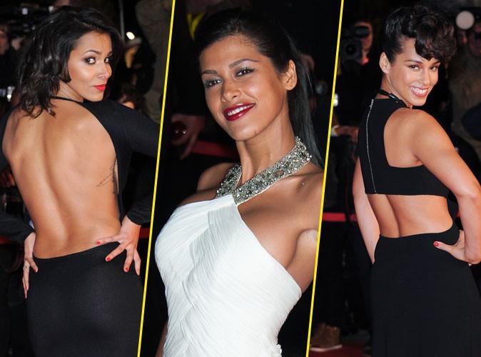 NRJ Music Awards : Shy'm, Ayem, Alicia Keys... Tous les looks les plus sexy de la précédente édition !