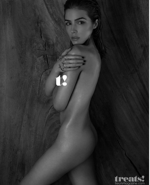 Olivia Culpo pour Treats Magazine