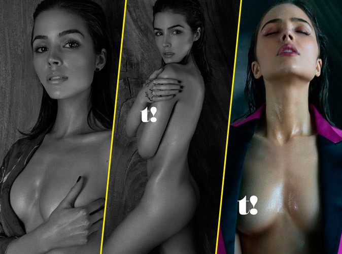 Photos : Olivia Culpo : la Miss Univers 2012 joue les aguicheuses pour Treats Magazine, des regrets Nick Jonas ?