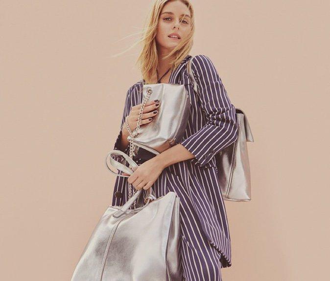 Photos : Olivia Palermo : L'icône de mode pose pour MAX&Co's !