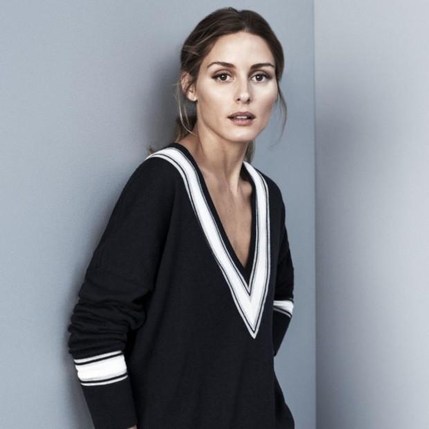 Olivia Palermo : styliste pour la marque Tommy Hilfiger
