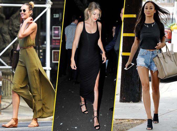 Photos : Palme Fashion : Candice Swanepoel, Gigi Hadid, Cara Santana.... Qui a été la plus stylée de la semaine ?