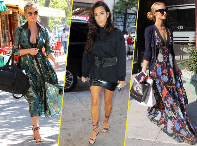 Photos : Palme Fashion : Chrissy Teigen, Kim Kardashian, Paris Hilton... Qui a été la plus stylée cette semaine ?
