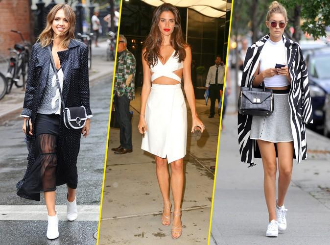 Photos : Palme Fashion : Jessica Alba, Nina Agdal, Gigi Hadid... Qui a été la plus stylée de la semaine ?