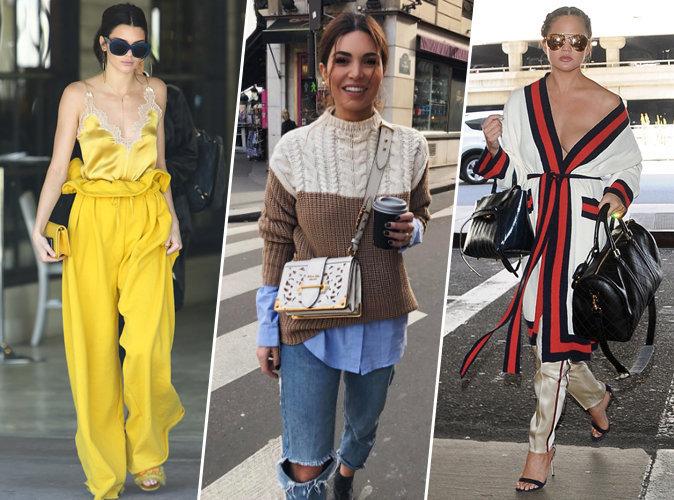 Photos : Palme Fashion : Kendall Jenner, Negin Mirsalehi, Chrissy Teigen... Qui a été la plus stylée cette semaine ?
