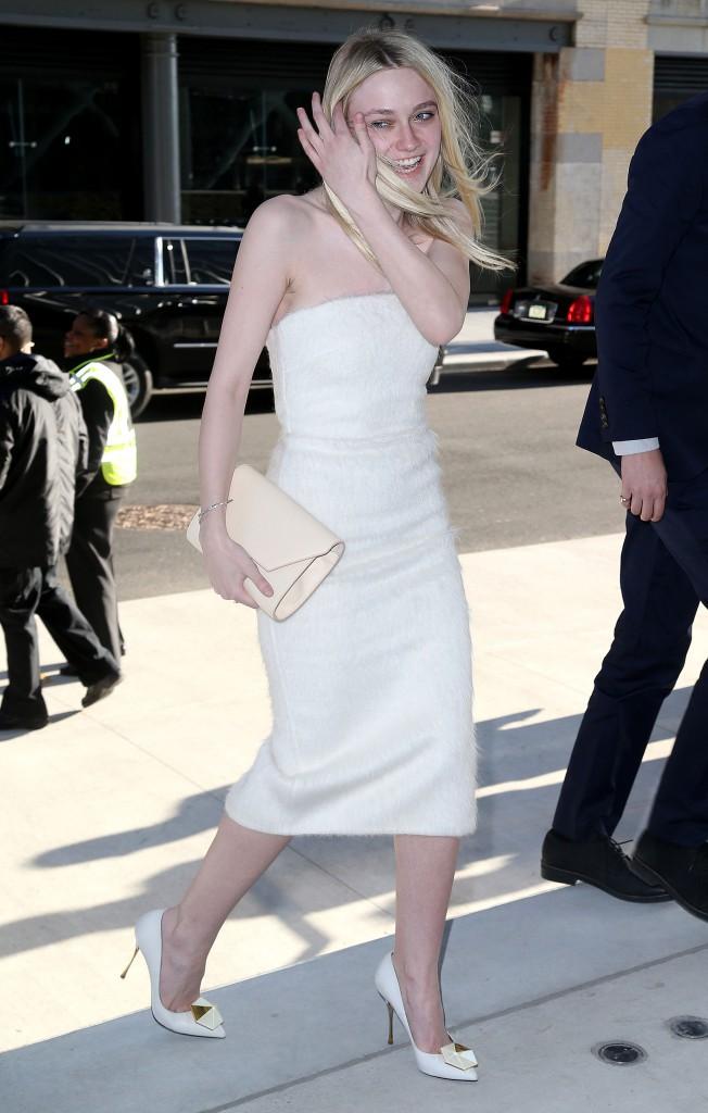 Palme Fashion : Dakota Fanning