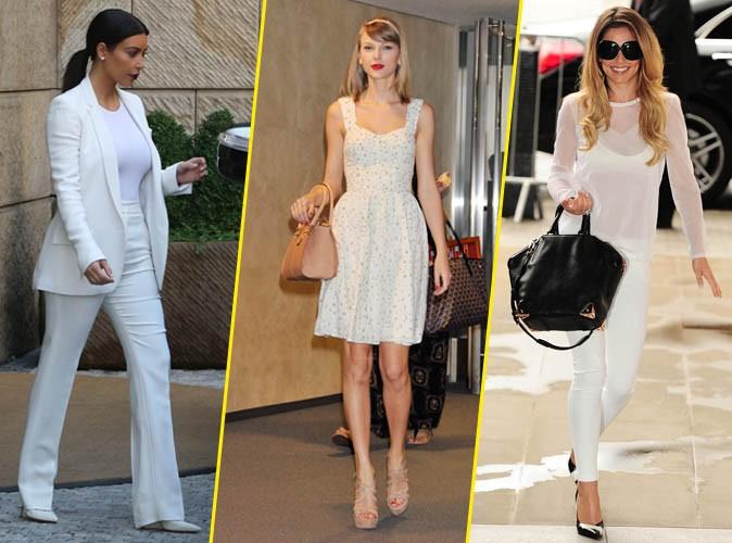 Photos : Palme Fashion : Kim Kardashian, Taylor Swift, Cheryl Cole… Qui a été la plus stylée de la semaine ?