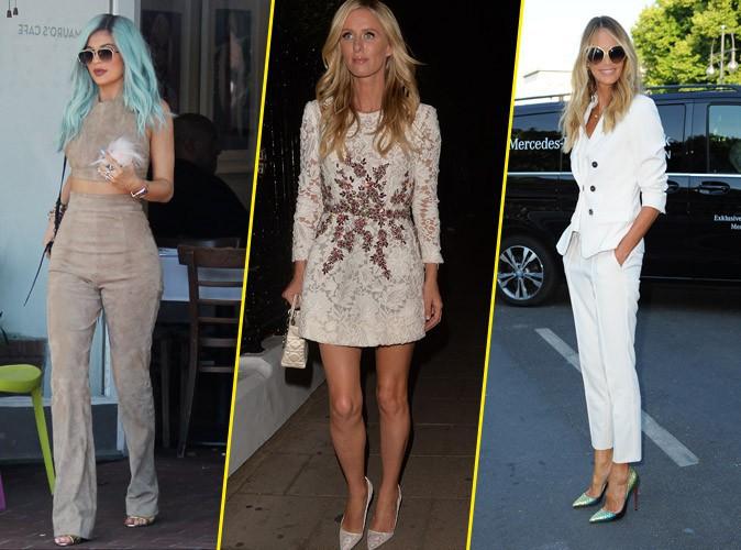 Photos : Palme Fashion : Kylie Jenner, Nicky Hilton, Elle Macpherson... Qui a été la plus stylée de la semaine ?