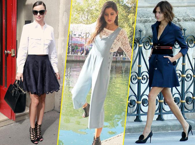 Miranda Kerr, Malika Ménard, Alexa Chung…Qui la plus stylée de la semaine ?