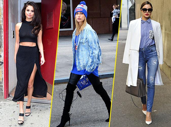 Photos : Palme Fashion : Selena Gomez, Hailey Baldwin, Olivia Culpo… Qui a été la plus stylée de la semaine ?