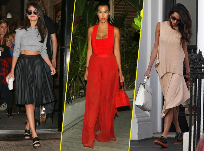 Photos : Palme Fashion : Selena Gomez, Kourtney Kardashian, Amal Clooney... : Qui a été la plus stylée de la semaine ?