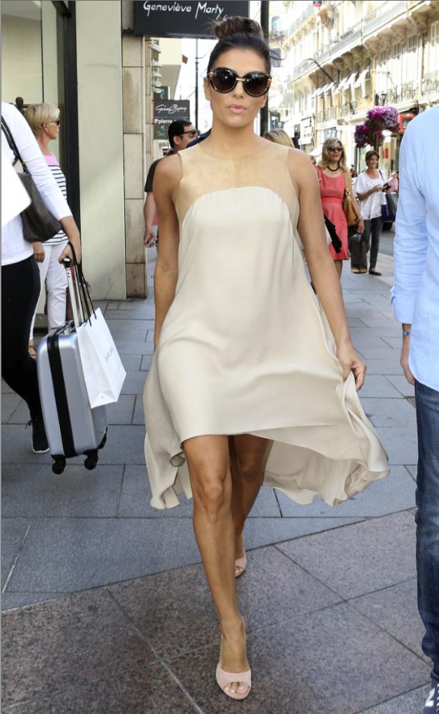 La Palme Fashion spéciale Cannes : Eva Longoria