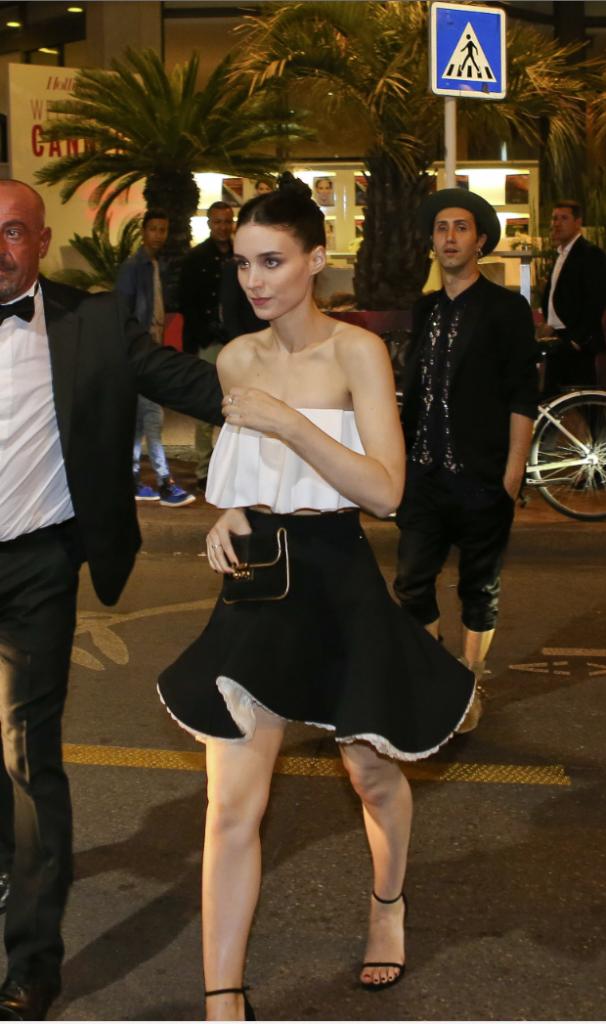 La Palme Fashion spéciale Cannes : Rooney Mara