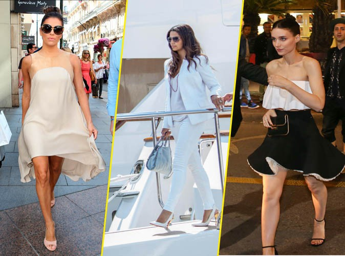 Palme Fashion spéciale Cannes : Eva Longoria, Camila Alves et Rooney Mara