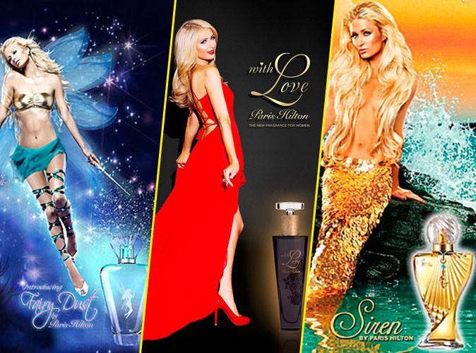 Photos : Paris Hilton lance son 18 éme parfum, une dédicasse à ses fans !