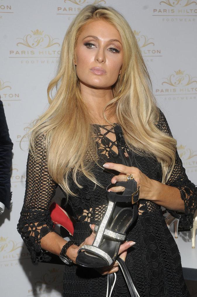 Paris Hilton, le 8 novembre 2016 au Mexique
