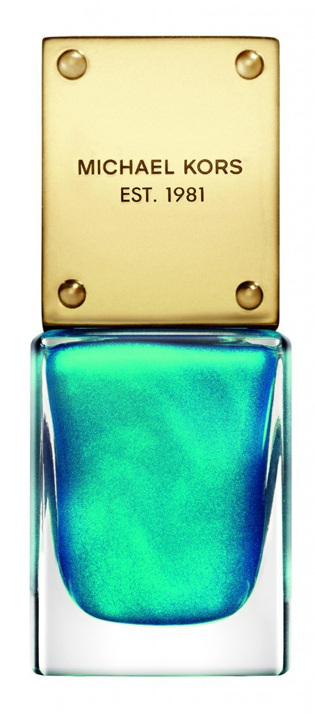 Le bleu turquoise : Thrill, Michael Kors 18 €