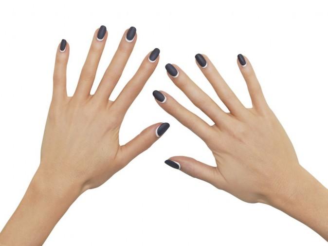 Le nail contouring !