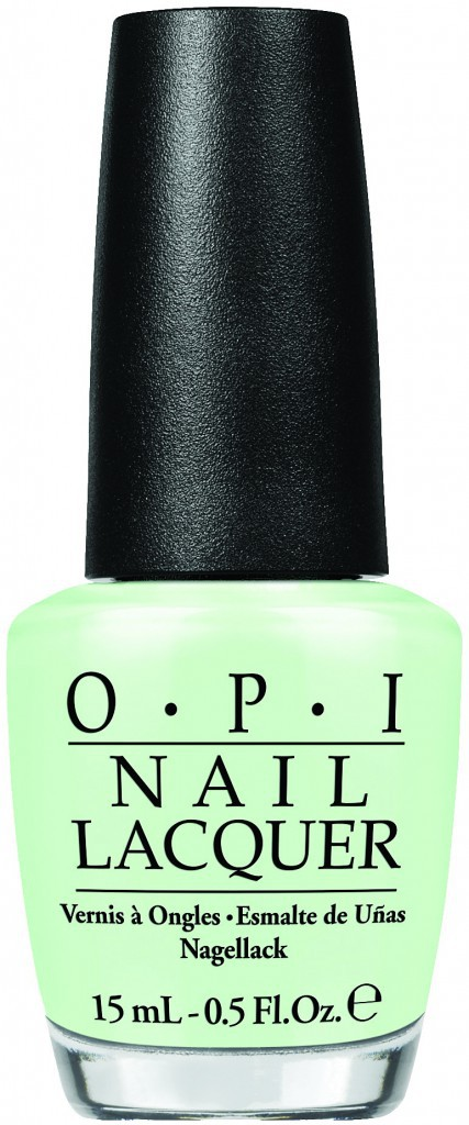 Le vert pastel : That's Hula-rious, Hawaii Collection, O.P.I 13,90 €