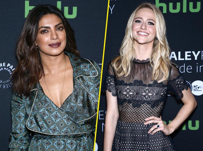 Photos : Priyanka Chopra VS Johanna Braddy : Qui est l'agent de Quantico la plus stylée ?