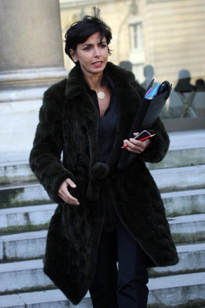 06/02/2008 : la fashionista de l'ex Gouvernement !
