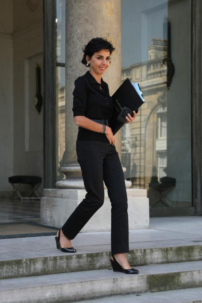 07/05/2008 : Rachida Dati à L'Elysée