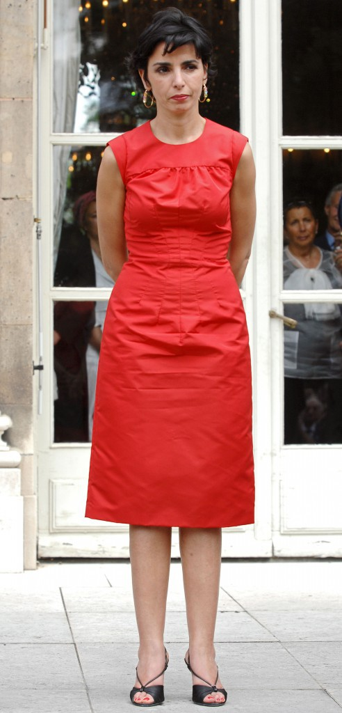 14/07/2007 : à la Garden party de l'Elysée