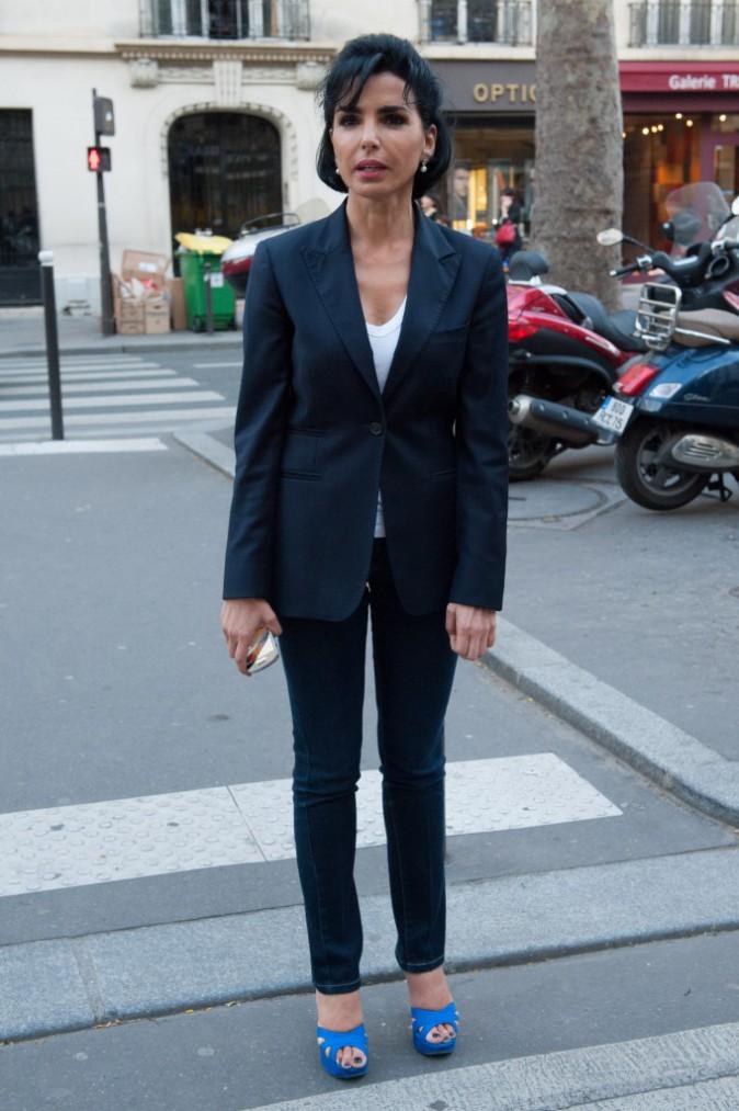 17/04/2013 : Rachida Dati pour les élections municaples de 2014, à Paris