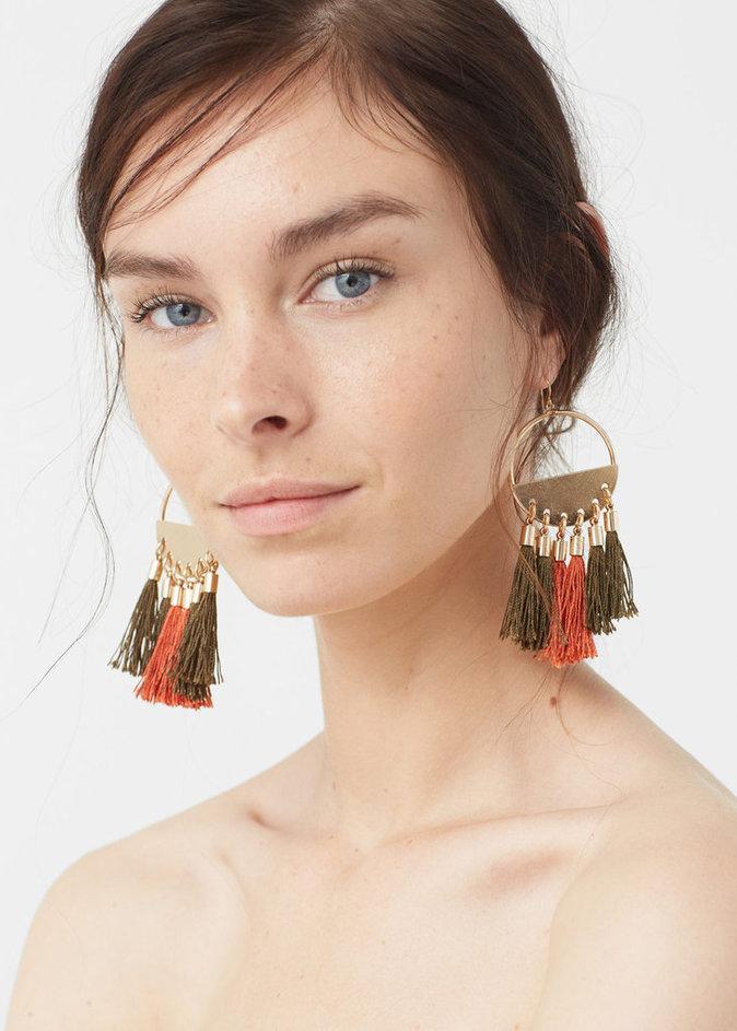 Boucles d'oreilles – MANGO – 15,99€