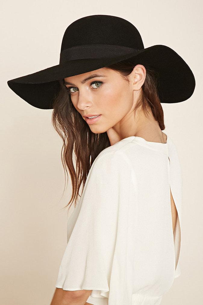 Chapeau en laine – FOREVER 21 – 20€