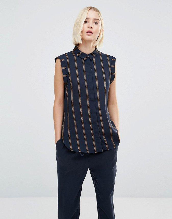 Chemise sans manches – ASOS – 43,99€