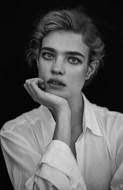 Natalia Vodianova pour Esquire
