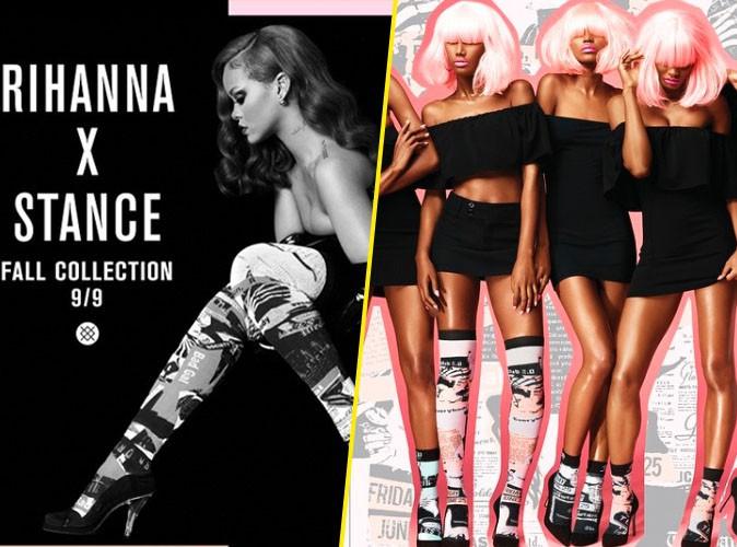 Rihanna pour Stance