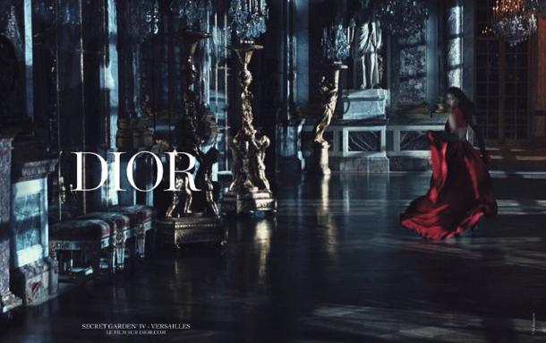 Photos : Rihanna : L'intégralité de sa campagne Secret Garden 4 by Dior enfin dévoilée !