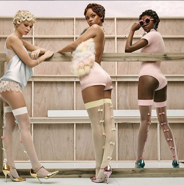 Fenty for Stance by Rihanna