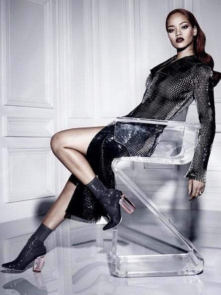 Photos : Rihanna : pour sa nouvelle collaboration avec Dior, elle sort le grand jeu !