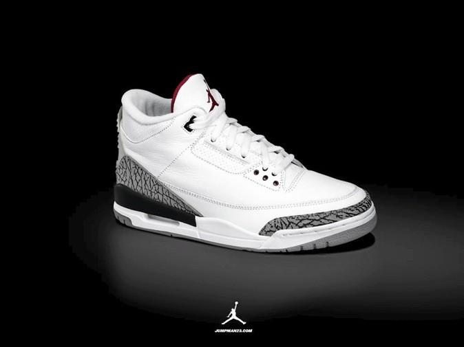 Air Jordan 3, Nike, 140€