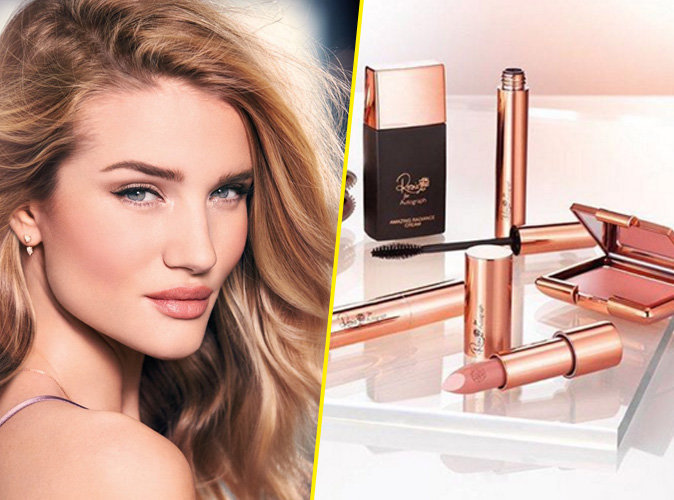 Rosie Huntington-Whiteley pour Autograph