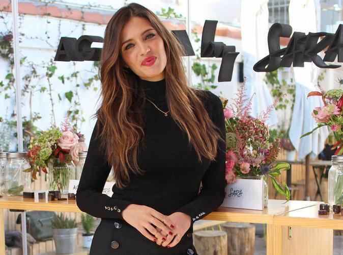 Sara Carbonero : future maman radieuse, elle présente sa collection de bijoux pour Agatha !