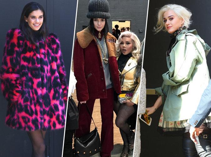 Photos : Sara Sampaio, Kendall Jenner, Katy Perry... Aux premières loges pour le show Marc Jacobs