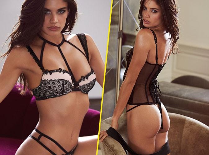 Photos : Sara Sampaio, la bombe portugaise nous charme en lingerie Victoria's Secret !