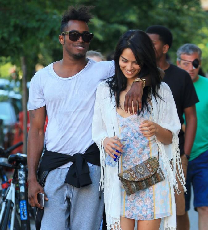 Shanina Shaik et son nouveau boyfriend